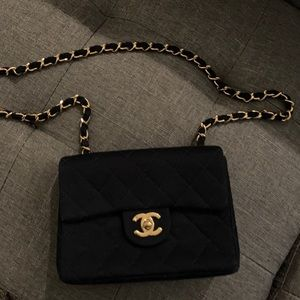 Vintage Chanel Quilt Flap bag